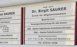 Dr. Birgit Saurer